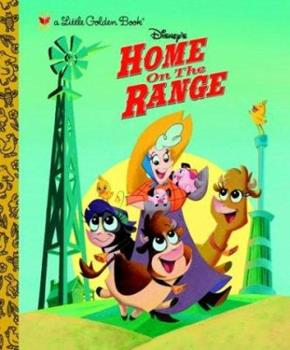 Home on the Range (Little Golden Book) - Book  of the Disney's Wonderful World of Reading