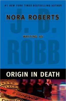 Hardcover Origin in Death Book
