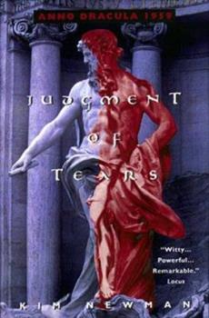 Paperback Judgment of Tears:: Anno Dracula 1959 Book