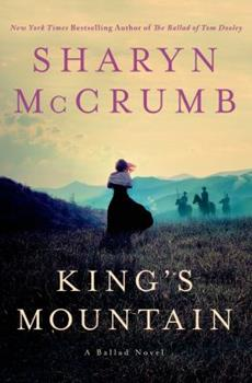 King's Mountain 125001140X Book Cover