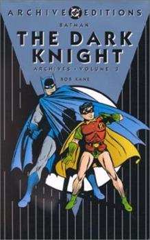 Batman The Dark Knight Archives, Vol. 3 - Book  of the DC Archive Editions