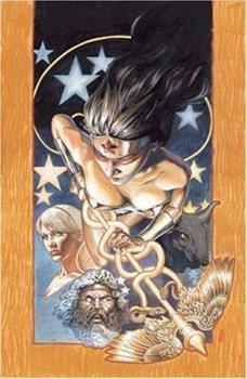 Wonder Woman: Eyes of the Gorgon - Book  of the Wonder Woman