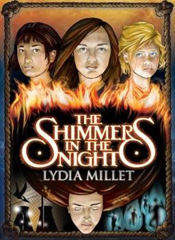 The Shimmers in the Night 193152078X Book Cover