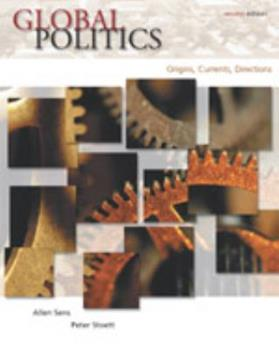 Paperback Global politics: Origins, currents, directions Book