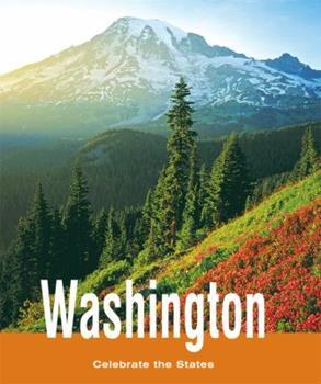 Washington - Book  of the Celebrate the States