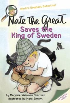 Nate the Great Saves the King of Sweden 0440413028 Book Cover