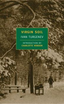 Virgin Soil 0394170156 Book Cover