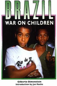 Brazil - War on Children 0906156629 Book Cover