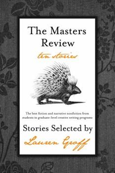 The Masters Review: 2012 0985340703 Book Cover