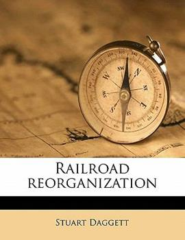 Paperback Railroad Reorganization Book