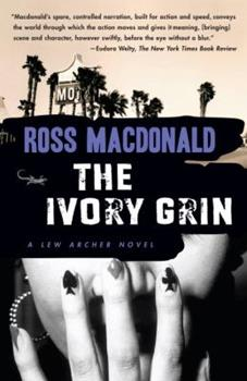 The Ivory Grin 0553273523 Book Cover