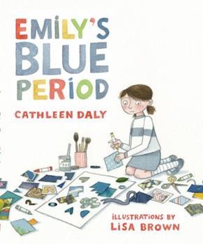 Emily's Blue Period 1596434694 Book Cover