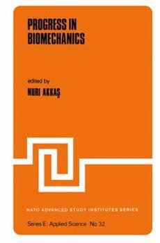 Paperback Progress in Biomechanics Book