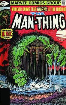 Essential Man-Thing Volume 2 TPB - Book  of the Essential Marvel