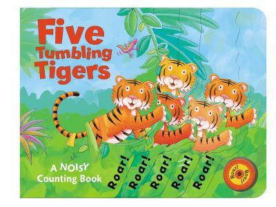 Five Tumbling Tigers 1848951310 Book Cover