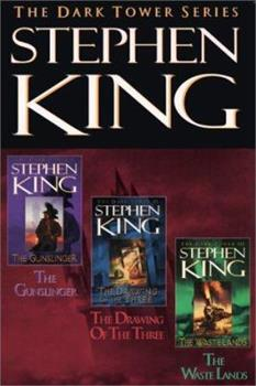 The Dark Tower, Books 1-3: The Gunslinger, The Drawing of the Three, and The Waste Lands - Book  of the Dark Tower