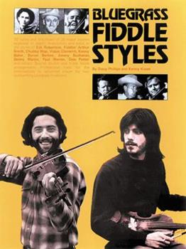 Bluegrass Fiddle Styles (Fiddle) 0825601851 Book Cover
