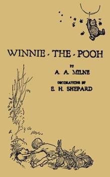 Paperback Winnie-The-Pooh, the Original Version Book