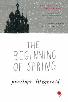 The Beginning of Spring 039590871X Book Cover