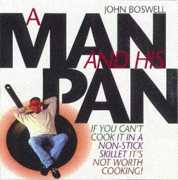 A Man and His Pan 0836278542 Book Cover
