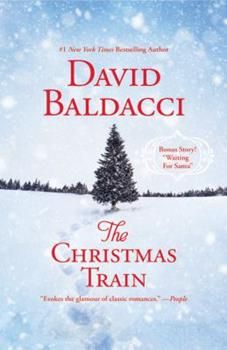 Paperback The Christmas Train Book