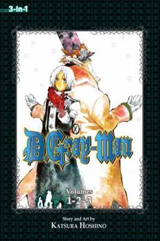 D.Gray-Man (3-in-1 Edition), Vol. 1: Includes Vols. 1, 2 & 3 - Book #1 of the D.Gray-Man Omnibus 3-in-1 Edition
