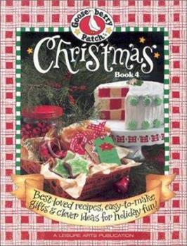 Paperback Gooseberry Patch Christmas, Book 4 Book