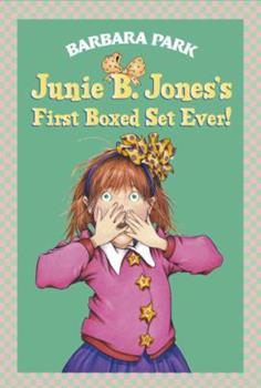 Junie B.'s First Ever eBook Collection!: Books 1-4 - Book  of the Junie B. Jones