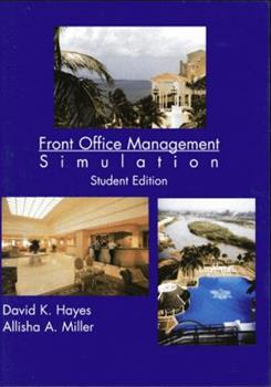 Professional Front Office Management (FOMS) 0131352318 Book Cover