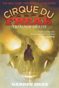 Paperback Cirque Du Freak: Trials of Death Book