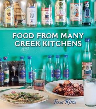 Food From Many Greek Kitchens 1741966841 Book Cover