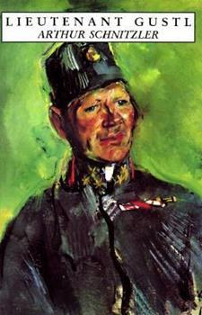 Leutnant Gustl 1931243468 Book Cover