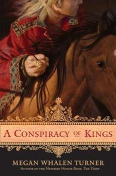 Hardcover A Conspiracy of Kings Book