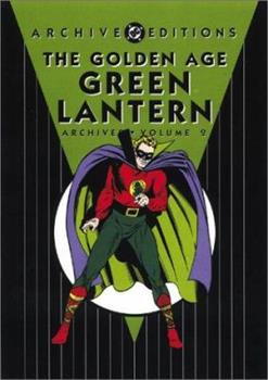 The Golden Age Green Lantern Archives, Vol. 2 - Book  of the DC Archive Editions