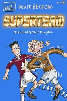 Superteam (Team Series) - Book  of the Team