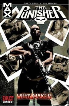 Punisher Max: Widowmaker (Punisher Max) - Book #8 of the Punisher MAX Collected Editions 0-5