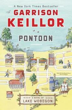 Paperback Pontoon: A Novel of Lake Wobegon Book