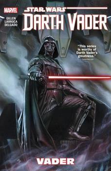 Paperback Star Wars: Darth Vader, Volume 1: Vader Book