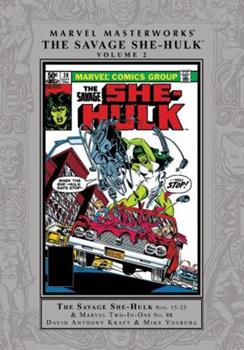 Marvel Masterworks: The Savage She-Hulk, Vol. 2 - Book #274 of the Marvel Masterworks