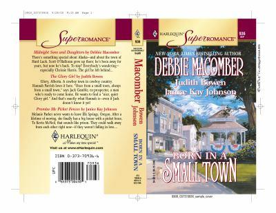 Born in a Small Town - Book #6.5 of the Midnight Sons