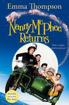 Paperback Nanny McPhee Returns Book