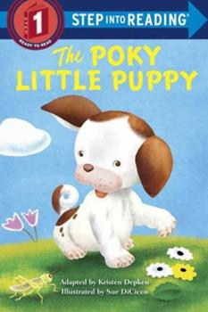 Paperback The Poky Little Puppy Book