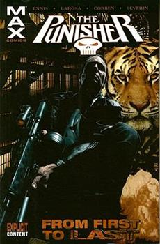 The Punisher MAX: From First to Last - Book  of the Punisher