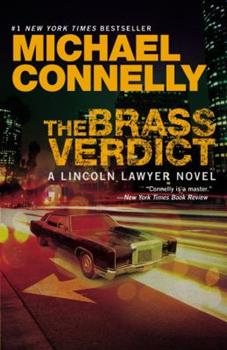 Paperback The Brass Verdict (A Lincoln Lawyer Novel, 2) Book
