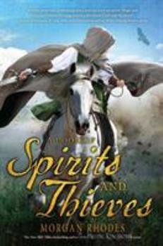 A Book of Spirits and Thieves 1595147608 Book Cover