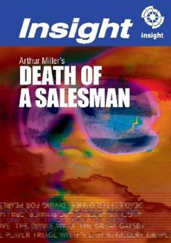 Death of a Salesman: Insight Text Guide (Large Print 16pt) 192141183X Book Cover