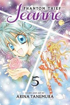 Phantom Thief Jeanne, Vol. 5 - Book #5 of the Kamikaze Kaito Jeanne Bunkoban