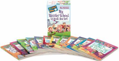 My Weirder School 12-Book Box Set: Books 1-12 - Book  of the My Weirder School