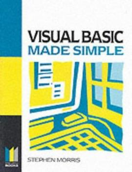 Visual Basic Made Simple (Made Simple Computer) 0750632453 Book Cover