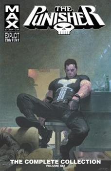 Punisher Max: The Complete Collection, Vol. 6 - Book  of the Punisher MAX Collected Editions 0-5
